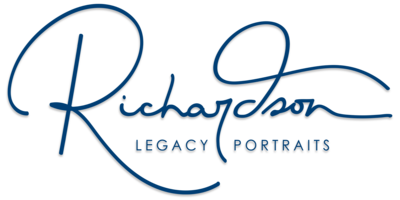 Richardson Portraits logo